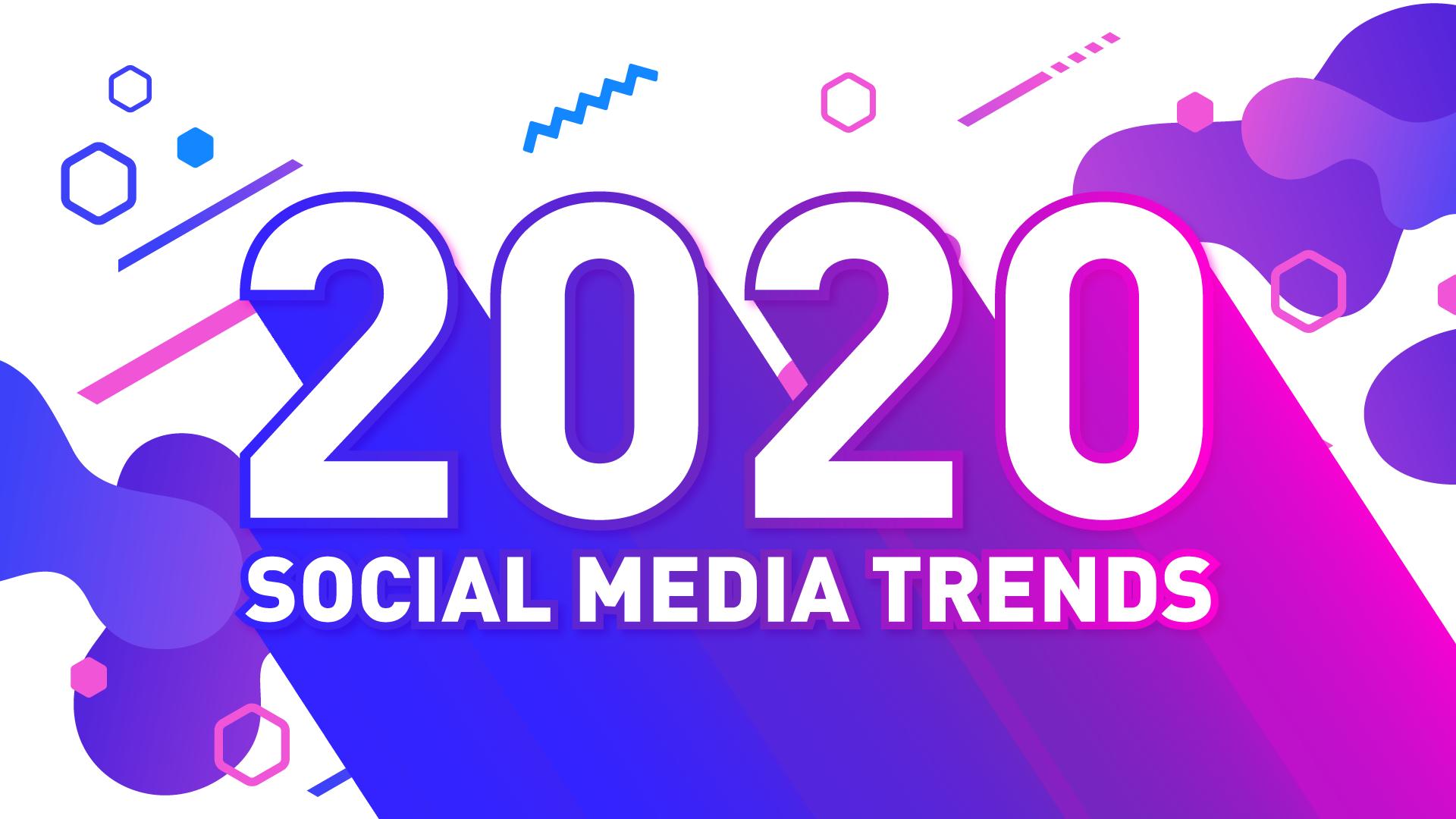 2020 Social Media Trends VMG Studios