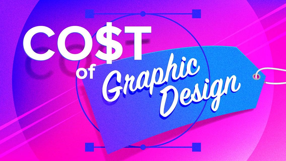 Cost of graphic design