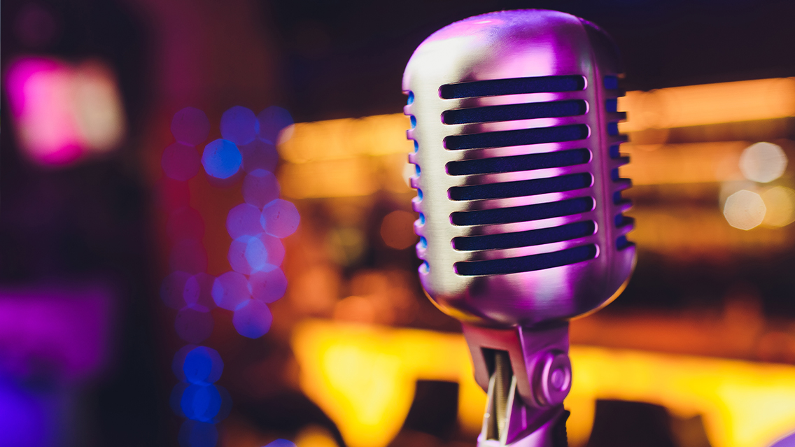 benefits of a professional voice-over microphone