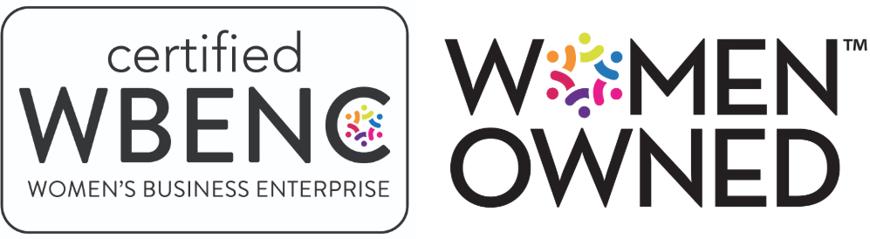 WBENC Women-owned business logos