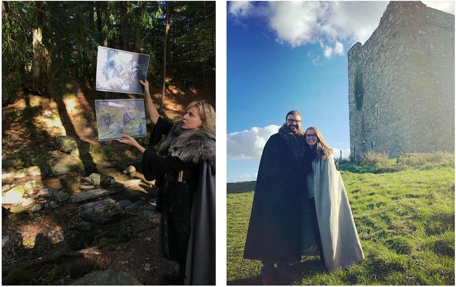 Game of Thrones tour in Ireland
