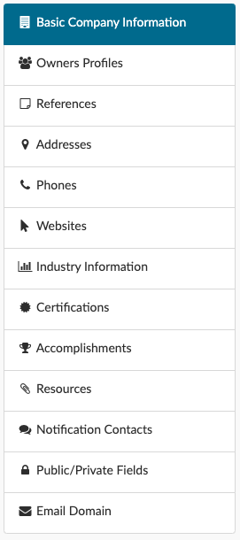 Intel diverse supplier company information