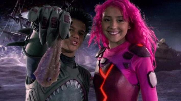 sharkboy lava girl lighting